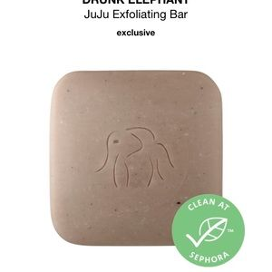 🆕 DRUNK ELEPHANT JuJu Exfoliating Bar
